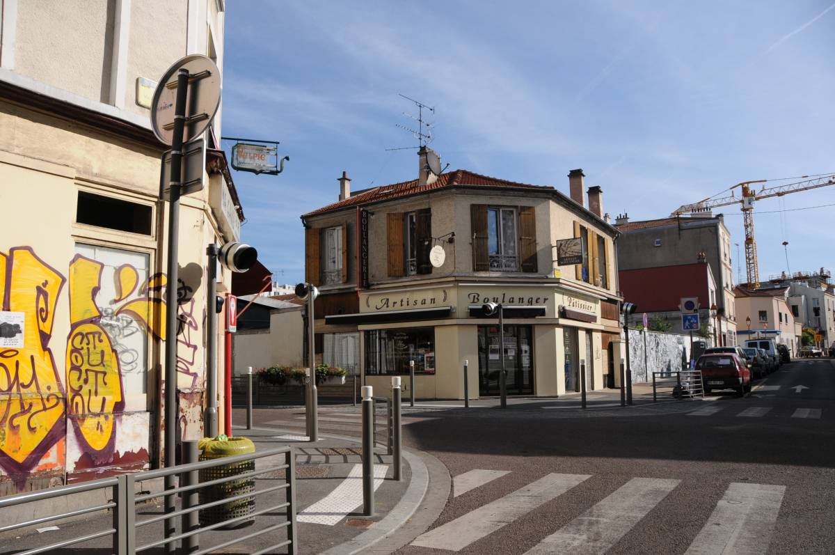 Metro Robespierre Montreuil Carte