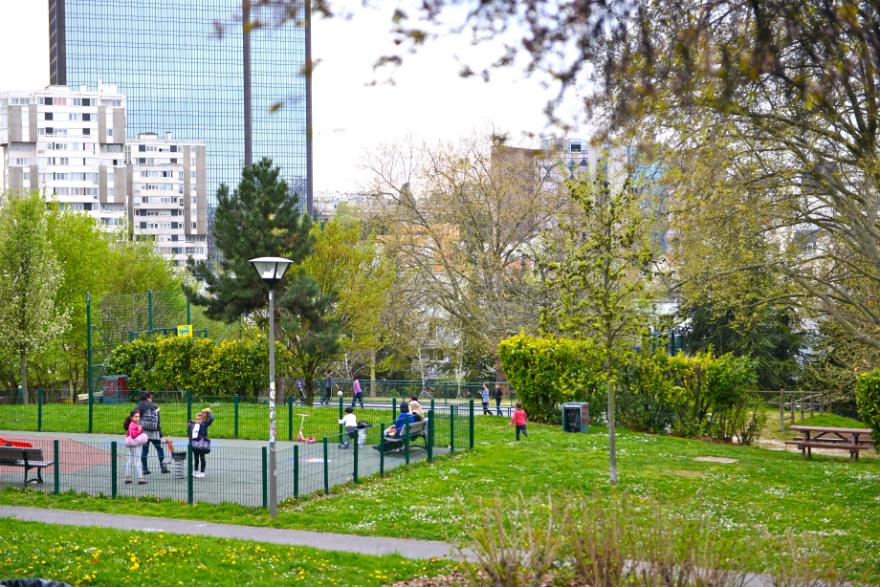 Espaces verts for Vert urbain maison de ville