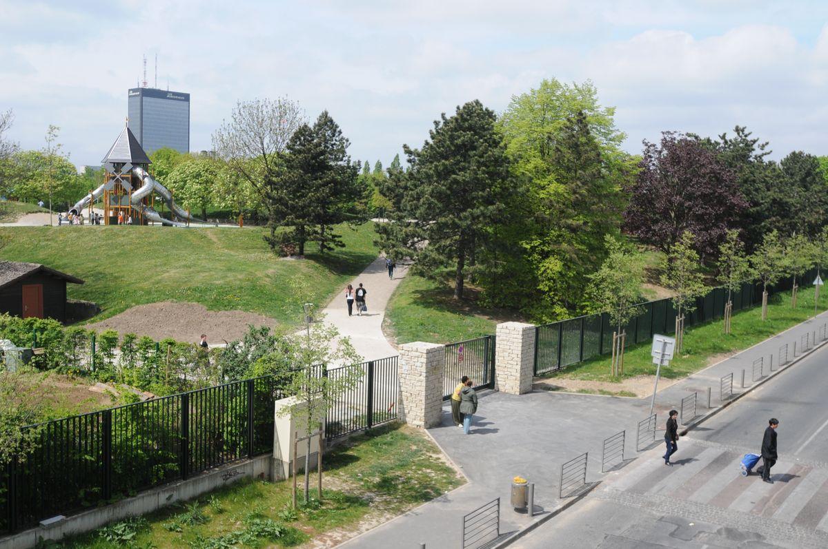 Espaces verts for Les espaces verts en ville