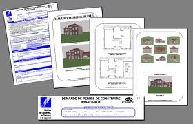 Permis de construire modificatif for Modification d un permis de construire